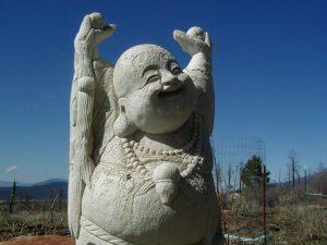 lama foundation laughing buddha