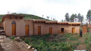 guest housing at lama foundation