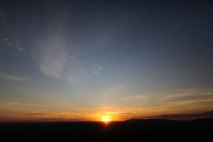 lama foundation sunset