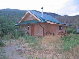 lama foundation teacher's house