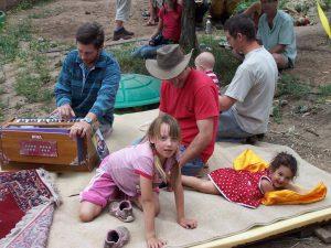 lama foundation families