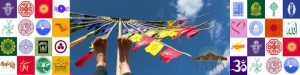 lama foundation prayer flags