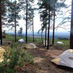 lama foundation camping area
